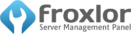Froxlor Panel
